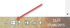 Notifica Windows 10