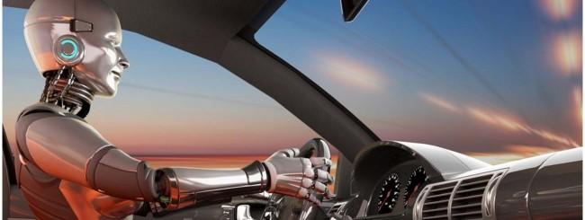 cyborg al volante