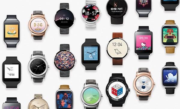 Le nuove watchface di Google per gli smartwatch Android Wear