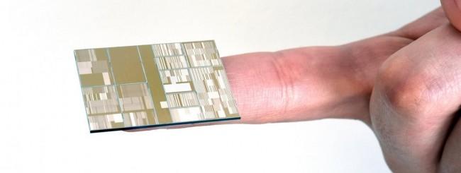 Chip IBM a 7 nanometri