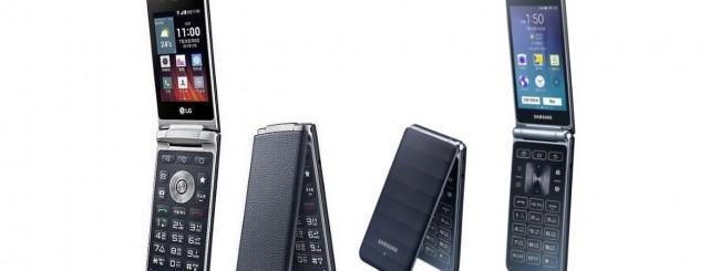LG Gentle - Samsung Galaxy Folder