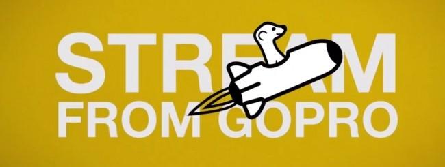 Meerkat per GoPro
