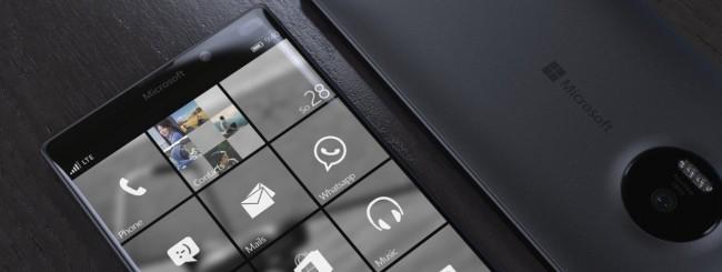 Microsoft Lumia 940 concept
