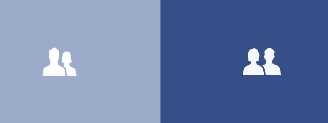 Facebook icona Amici