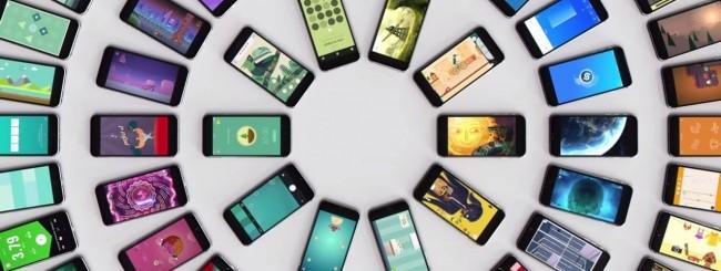 iPhone, spot sulle app