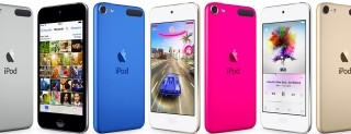 Nuovi iPod Touch