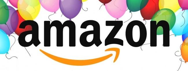 Amazon compleanno