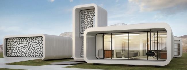 Ufficio stampato in 3D
