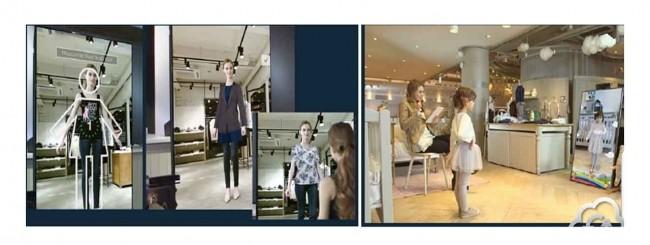 virtual dressroom