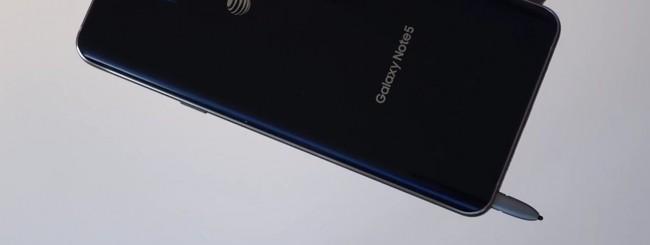 Samsung Galaxy Note 5 - S Pen