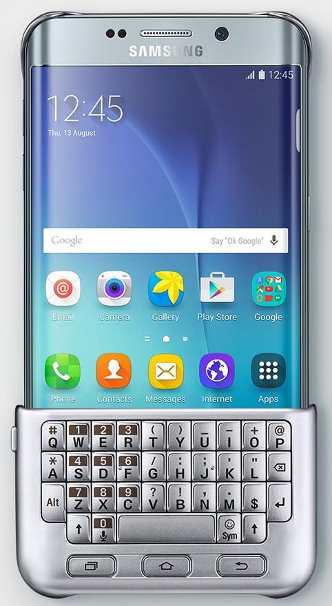 Tastiera QWERTY per Galaxy S6 edge+
