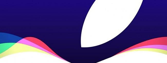 Evento Apple settembre 2015