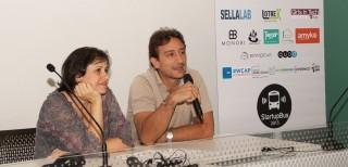 Daniela Melella e Giorgio Signori di Ford Italia