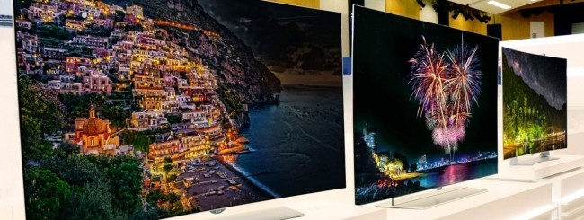 LG TV OLED 4K