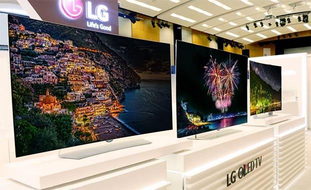 I nuovi televisori OLED di LG con pannello Ultra HD ed equipaggiati con la piattaforma webOS 2.0