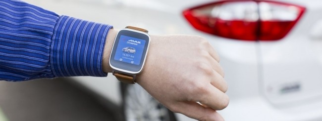 MyFord Mobile per Android Watch