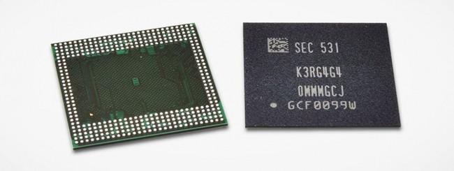 Samsung DRAM 12 Gb
