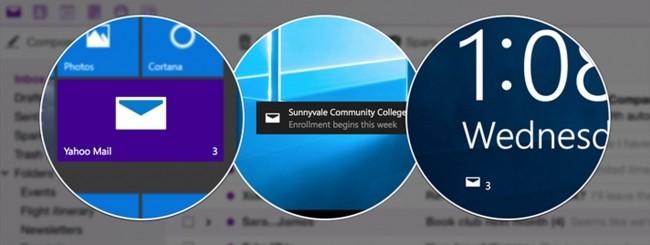 Yahoo Mail per Windows 10