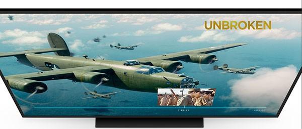 Apple TV, riproduzione