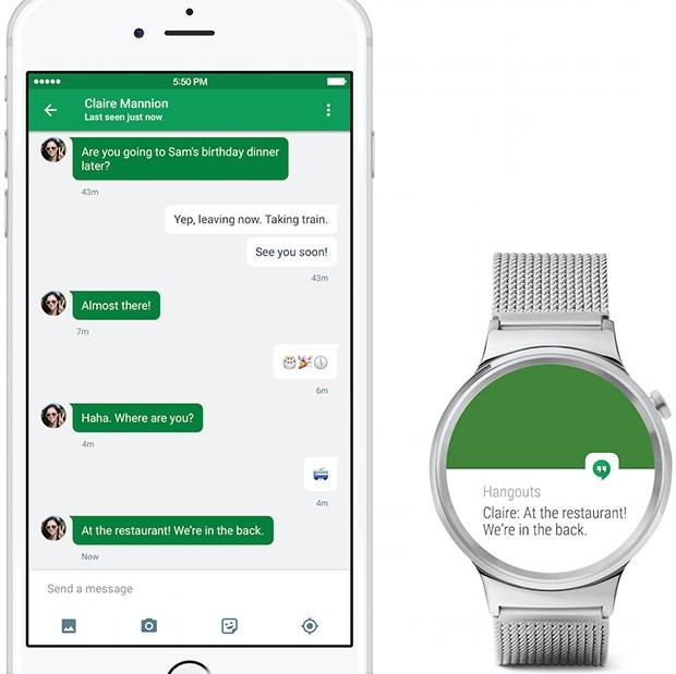 Gli smartwatch Android Wear sono compatibili con i dispositivi iOS