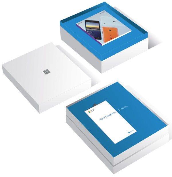 medium packaging concept development