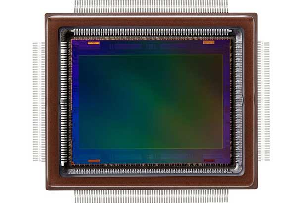 Il sensore da 250 megapixel progettato da Canon