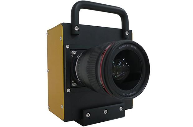 Il prototipo di fotocamera con sensore da 250 megapixel realizzato da Canon