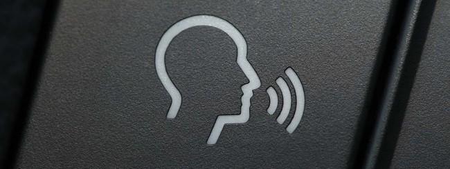 Comandi vocali in auto