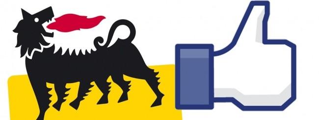 Eni sbarca su Facebook