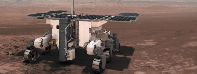 ExoMars: la tecnologia Eni per l'analisi del sottosuolo