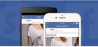 Facebook e-commerce shopify