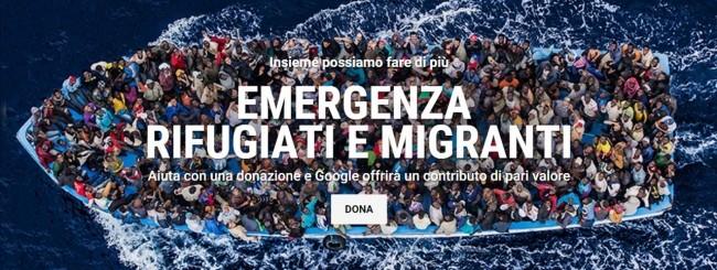 Emergenza rifugiati e migranti