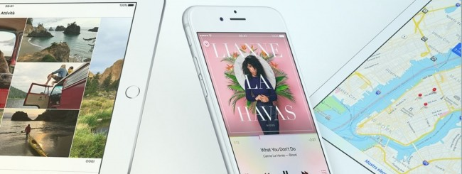 iOS 9, device