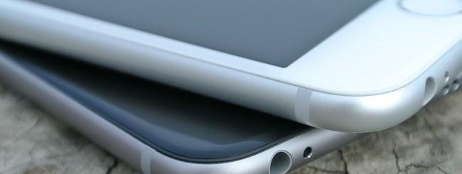 iPhone 6, spessore