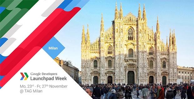 Google Launchpad Week, dal 23 al 27 novembre a Milano