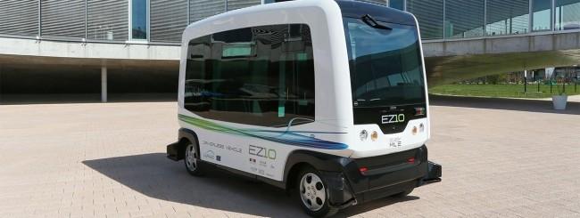 EasyMile EZ10
