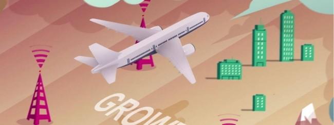 Banda alrga sugli aerei europei