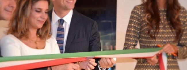 Inaugurazione di Casa Microsoft