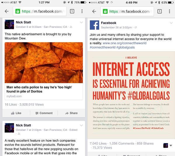 Facebook, un bug mostra quanto si è popolari