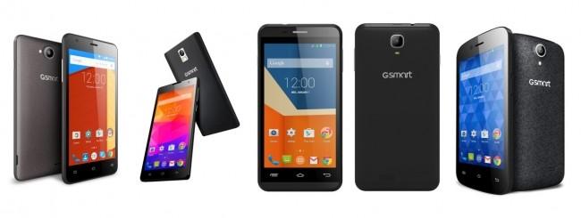 Gigabyte smartphone Android