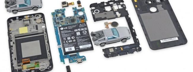 Google Nexus 5X teardown