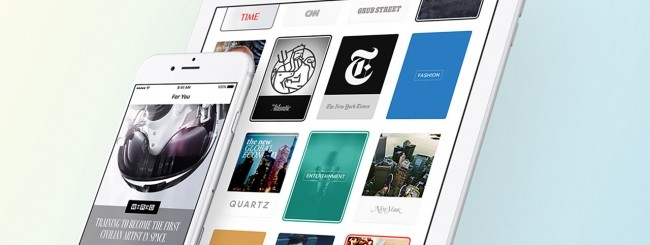 News di iOS 9