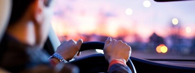 Guida in auto