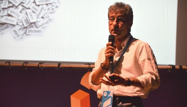 Daniele Chieffi all'Internet Festival 2015