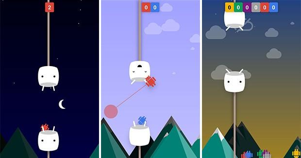 L'easter egg di Android 6.0 Marshmallow, ispirato al gameplay di Flappy Bird