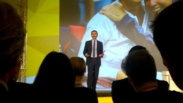 Marco Bardazzi, Direzione Comunicazione Esterna Eni, introduce Eniday