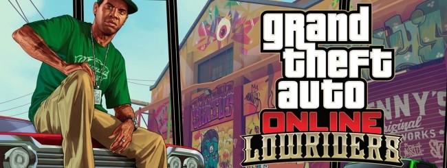 GTA Online: Lowriders