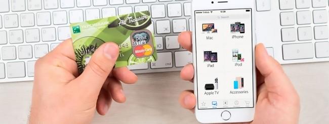 iPhone e carta di credito