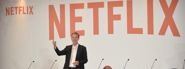 Netflix si presenta all'Italia