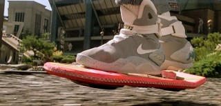 Ritorno al Futuro, hoverboard